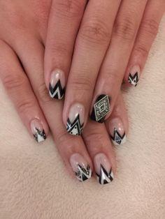 great-gatsby-nail-art.jpg (640×853)
