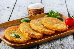 Ak vám zostala zemiaková kaša z obeda, urobte si na večeru rýchle placky...