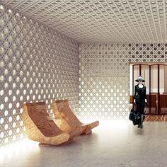 Case study for a hotel | main entrance #architecture #cool #contemporary #design #designhotel #midcentury #modern #style #studioguilhermetorres #zurich