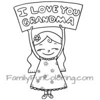 I love you nana coloring page cursive twisty noodle for I love you nana coloring pages