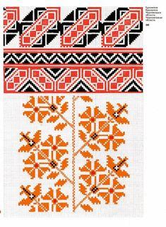 УКРАЇНСЬКІ УЗОРИ ТА ОРНАМЕНТИ – 453 фотографии Cross Stitch Borders, Cross Stitch Charts, Cross Stitching, Cross Stitch Patterns, Embroidery Applique, Cross Stitch Embroidery, Embroidery Patterns, Knitting Patterns, Needlepoint Designs