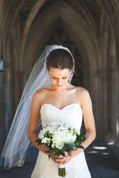 The Bride // Duke Chapel — richard barlow photography | Raleigh, North Carolina + International Wedding, Portrait, and Commercial Photographer