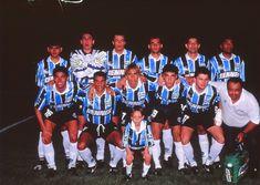 Melhor time da história do Grêmio, bicampeão da América e do Brasil, 1995.