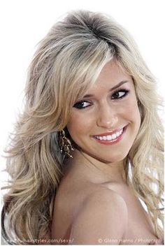 not a big fan of kristin cavallari...but I must admit, she always has great hair