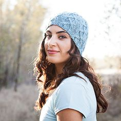 47059deb3ac Ravelry  Evergreen Cap pattern by Allison Griffith Cable Knit Hat
