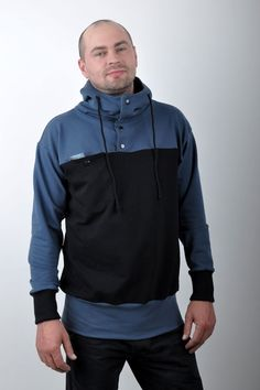 StudiX man hoody | Mikiny | Muži | SCURA E-shop Hoody, Athletic, Jackets, Outfits, Shopping, Fashion, Down Jackets, Moda, Suits