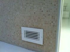 Linear decorative air return vent cover