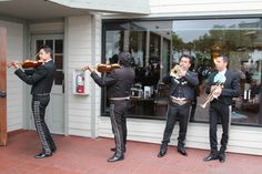 Cant go wrong with a mariachi band at a wedding