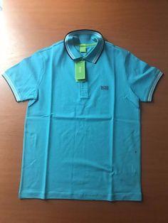 Polo Shirt, T Shirt, Boss, Colors, Fitness, Mens Tops, Fashion, Supreme T Shirt, Moda