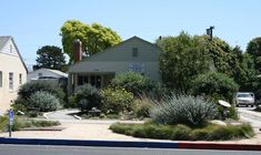 native SoCal front yard (from Garden/Garden — A Comparison in Santa Monica)