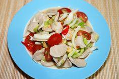 Thai Food : Pork Balls Salad Recipe