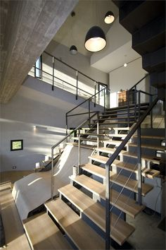 Picture House, Ripatransone, 2009 http://bit.ly/wSV3s2 #archilovers #architecture #design #stair