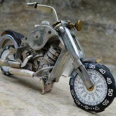 Watch part motos