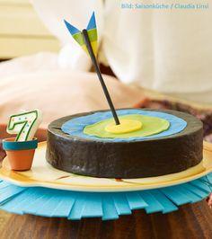 Rezept Zielscheiben-Kuchen