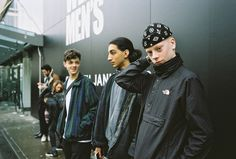 The sights and styles of men's fashion week | Dazed