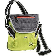 Travelon Anti-Theft React Cross-Body Bag  - Neon - via eBags.com!