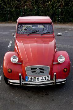 2CV - I love that car