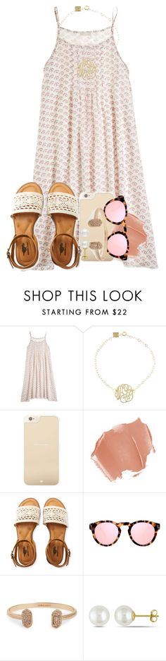 """""""i don't miss you, i miss the person i thought you were."""" by ellaswiftie13 ❤ liked on Polyvore featuring CP Shades, Ginette NY, Kate Spade, Aéropostale, Illesteva, Kendra Scott and Miadora"""
