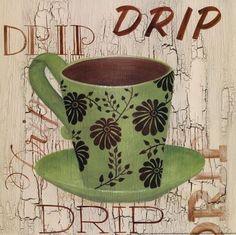 Drip drip drip :)