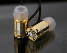 bullet headphone