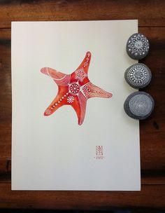 StarFish by MagaMerlina, via Flickr