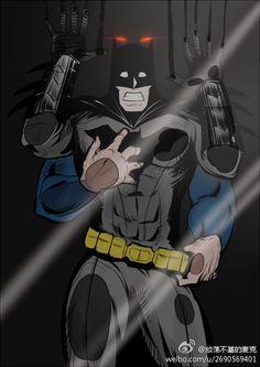 超超和蝙蝙的锁屏~画来玩玩,之前的动作难... 来自麦克抖M系社畜 - 微博