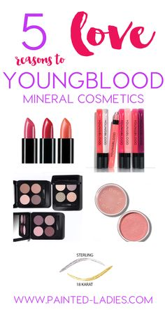 5 Reasons To Love Youngblood Mineral Cosmetics