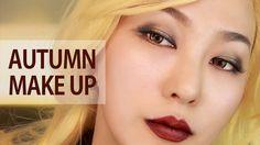 (ENG) 가을 스모키 메이크업 Autumn Smokey Makeup | SSIN