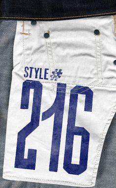 PRODUCT | Manic Monkey Jeans Denim Men, Japanese Denim, Denim Branding, Kawaii Fashion, Label Design, Denim Fashion, Indigo, Sportswear, Models