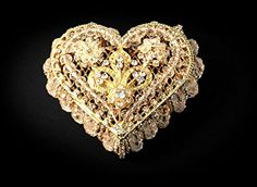 Elegant Arras Gold Wedding Heart Shaped Chest 13 Gold Coins Included- Boxed  - Click image twice for more info - See a larger selection of wedding accessories at http://zweddingsupply.com/product-category/other-accessories-entourage/ - wedding, fashion, wedding ideas, wedding style, entourage .