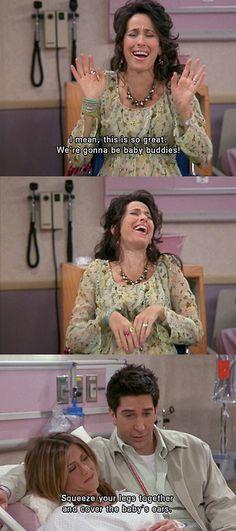 The One Where Rachel Has A Baby
