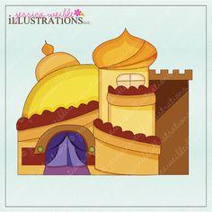 Arabian Castle