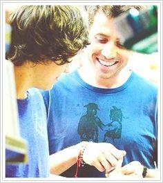 Harry Styles + Nick Grimshaw = Gryles