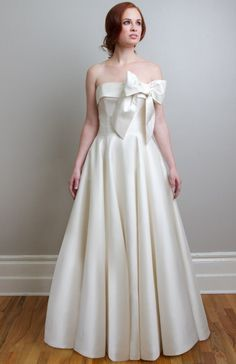 Image Of Victoria Vintage Inspired Wedding Gown