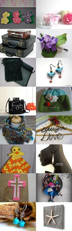 Only in Etsy - FRU Sweet 16 Treasury