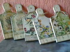 1 Woodworking Lamp, Woodworking Workshop, Fine Woodworking, Woodworking Crafts, Diy Xmas Gifts, Diy Crafts For Gifts, Decoupage Art, Decoupage Vintage, Wood Block Crafts