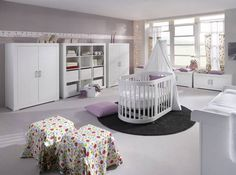 Superb Kinderzimmer Babyzimmer Babybett