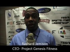 TSSNU Sports Mentoring Leadership Clinic 2013-Recap - with CEO. R. Jemison of Project Genesis Fitness