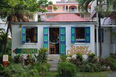 Get all your spices here at Sunny Caribbee, Tortola, BVI