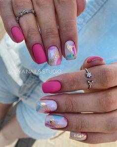 Chic Nails, Classy Nails, Fancy Nails, Stylish Nails, Simple Nails, Trendy Nails, Best Acrylic Nails, Acrylic Nail Designs, Cheetah Nail Designs