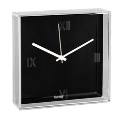 Kartell - Tic & Tac Wanduhr, schwarz Jetzt bestellen unter: https://moebel.ladendirekt.de/dekoration/uhren/wanduhren/?uid=44fa7955-7e60-5499-9d7d-6e5c16ef21b9&utm_source=pinterest&utm_medium=pin&utm_campaign=boards #tictac #shop #uhren #philippe #tic #kartell #eugeni #tac #starck #design #uhr #quitllet #dekoration