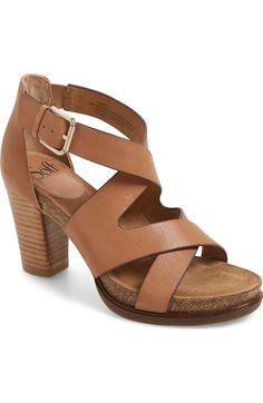 adb038ed7cf6 Main Image - Söfft Canita Block Heel Sandal (Women) Orthopedic Sandals