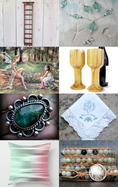 Summer Thoughts by Lorinda on Etsy--Pinned with TreasuryPin.com