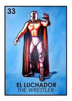 """El Luchador"", mexican ""Lucha Libre""! #LoveMexico http://gotomexico.co.uk/mexican-folklore/"