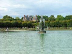Chateau de Fontainebleau, France #France