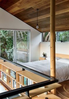 Mini Houses Inspired By Japan Style Loft