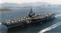 The battle-worn aircraft carrier received her final orders to report to Brownsville, Texas where she will be dismantled in early this year. Us Navy Aircraft, Navy Aircraft Carrier, General Motors, We Are The Mighty, Top Gun, United States Navy, Navy Ships, Sea And Ocean, Submarines