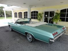 1965 Chevrolet Impala SS Maintenance of old vehicles: the material for new cogs/casters/gears/pads could be cast polyamide which I (Cast polyamide) can produce Chevrolet Impala 1965, Chevy Impala Ss, Classic Chevrolet, Chevrolet Chevelle, Impala Car, Convertible, General Motors, Toyota, Volkswagen