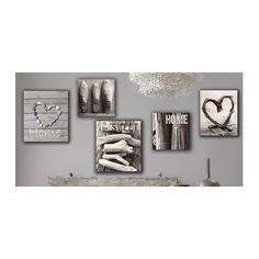 Graham & Brown Home Sweet Home Canvas Wall Art