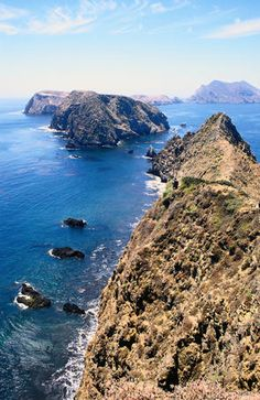 Planning a Santa Barbara vacation? Hop aboard a boat to Anacapa, one of the Channel Islands
